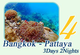 4 Days 3 Nights Bangkok Pattaya
